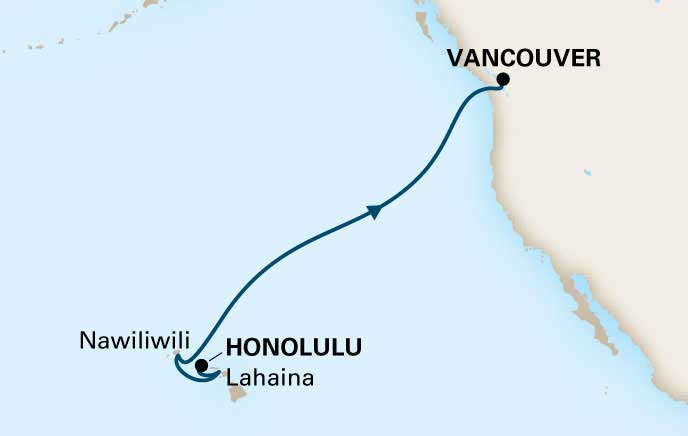 Holland America Cruises Noordam 8 Day South Pacific