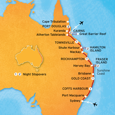 Australia Luxury Tour Operator