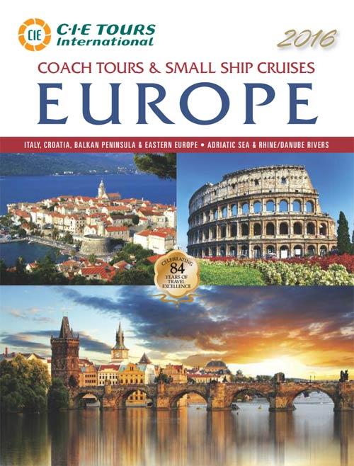 Europe escort tours