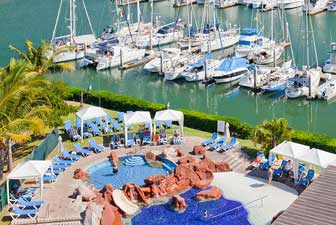Hotel Marina El Cid Spa Beach Resort