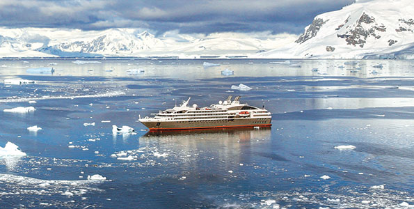 Save up to $6,000 per Couple on a Cruise to Antarctica