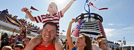 Disney Cruise Line Family Fun