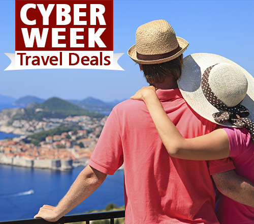 AffordableTourscom Latest Newsletter Edition Cyber Monday - Cruise deals 2015