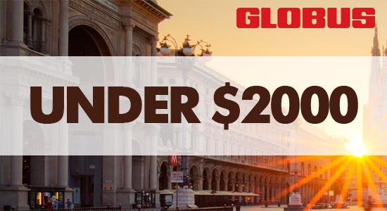 Globus Worldwide Tours Under $2000 + Extra Savings!