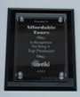 A Top Producer Award Award