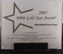 BBB Gold Star Award Award