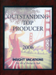 Outstanding Top Producer Award Award