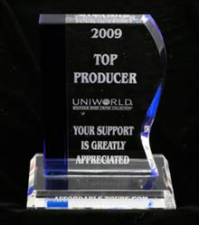Top Producer Award