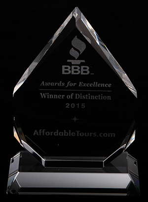 Winner Of Distinction 2015 Award