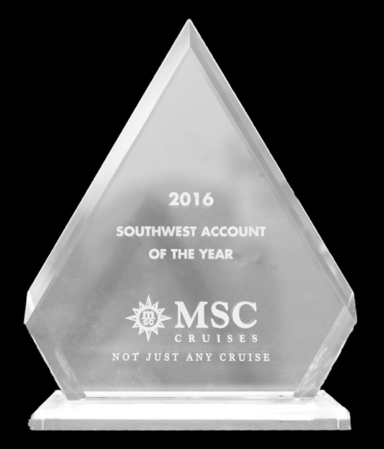 Southwest Account of the Year Award