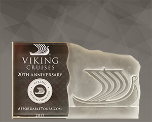 Viking Platinum Circle Plus Award