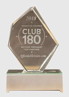 Club 180 Beyond Ordinary Top Partner Award