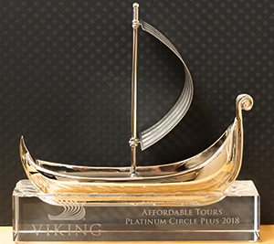 Platinum Circle Plus 2018 Award