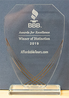 WINNER OF DISTINCTION  Award