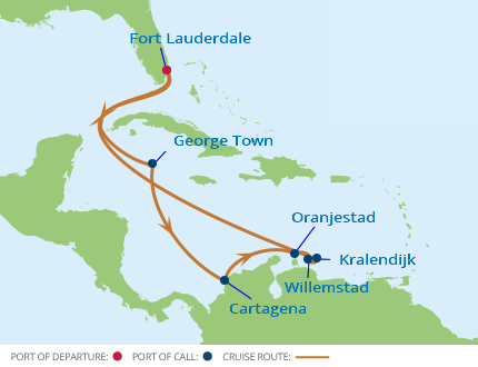 11 Night Ultimate Caribbean - Celebrity Reflection Cruise ...