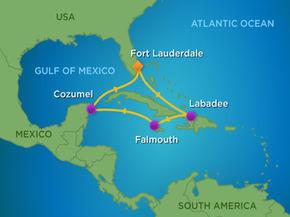 Royal Caribbean Cruises Allure Of The Seas 7 Night