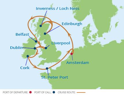 British Isles & Western Europe Cruises - Cruise Critic