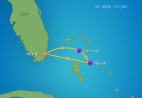 Low Unpublished Prices On Royal Caribbean 4 Night Bahamas Cruise