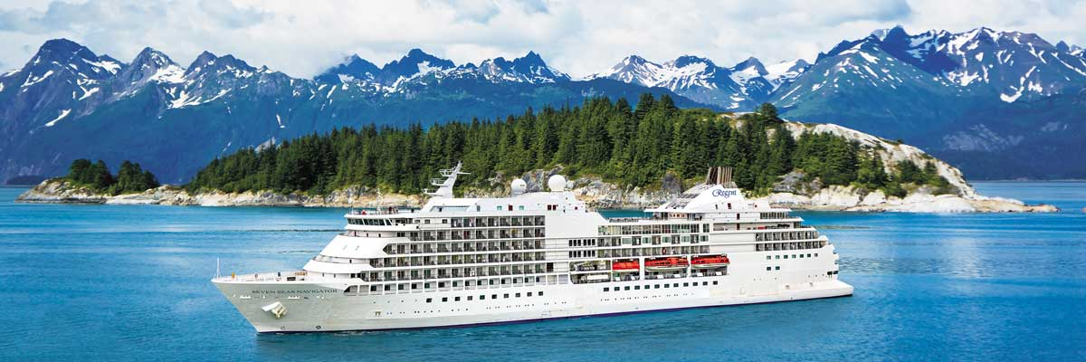 AllInclusive Alaska Regent Cruises Promotion - Alaska all inclusive