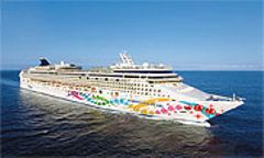 Norwegian - Norwegian Pearl