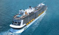 Royal Caribbean - Quantum of the Seas