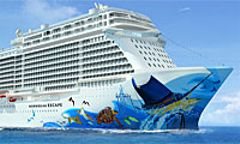 Norwegian - Norwegian Escape