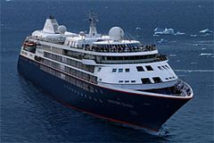 Silversea - Silver Cloud Expedition