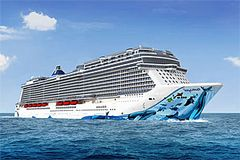 Norwegian - Norwegian Bliss