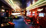Virtual World Game Room