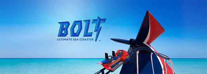 Bolt Ultimate Sea Coaster