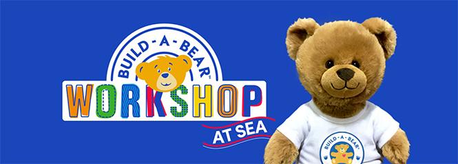 Build-A-Bear Workshop At Sea
