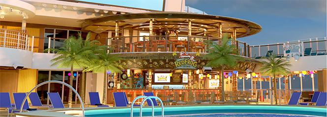 Redfrog Tiki Bar