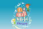 """it's a small world"" nursery"