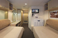 Category Twin Comfort Boat Deck