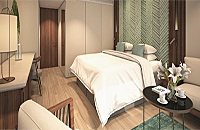 Category Emerald Stateroom (D)