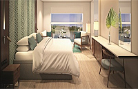 Category Panorama Balcony Suite (B)