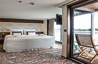 Category Diamond Deck (Upper) - Deluxe Balcony Suite