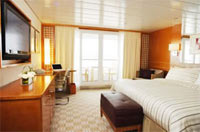 Category Deluxe Cabin - Main Deck
