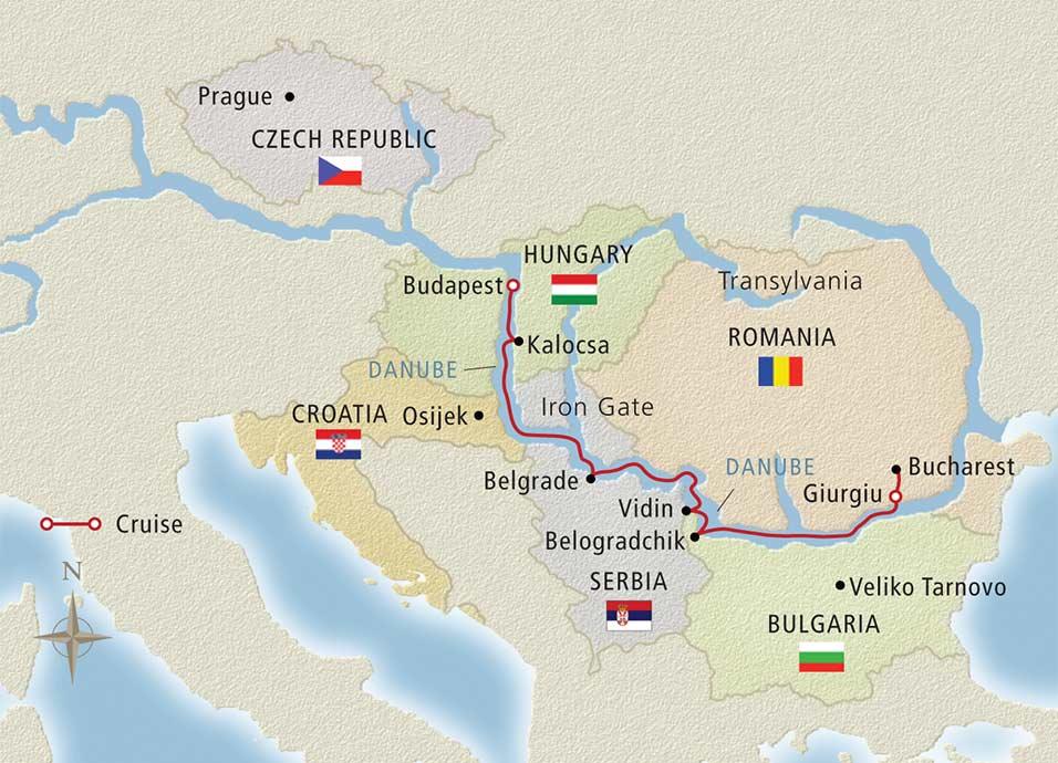 Viking River Cruises : Viking Lif : Passage to Eastern Europe ...