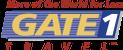 Gate1 Cruises Logo