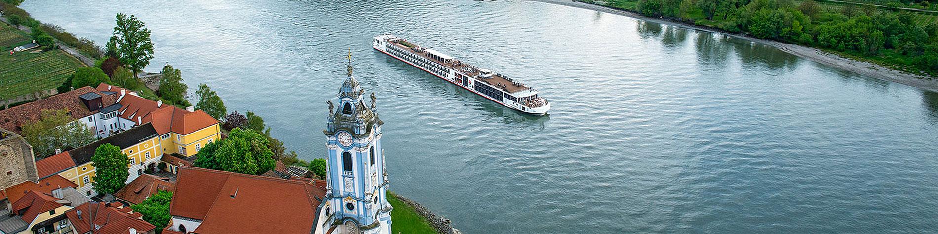 Viking River Cruises Travel Agent Website