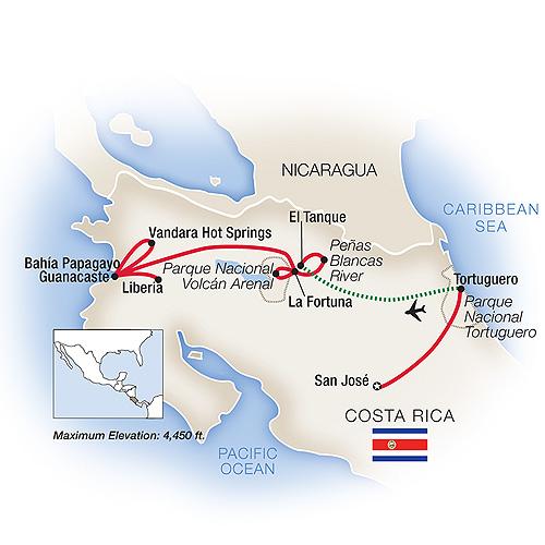 Tauck Tours Costa Rica Reviews