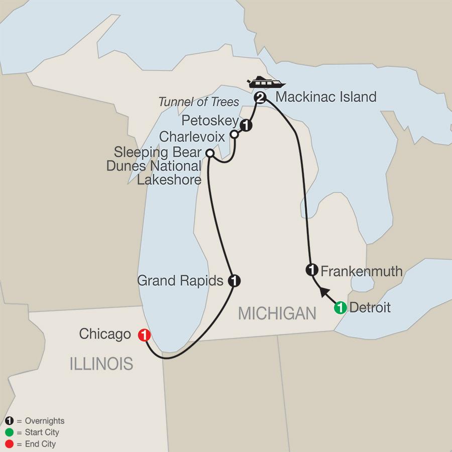 Mackinac Island Tour Prices