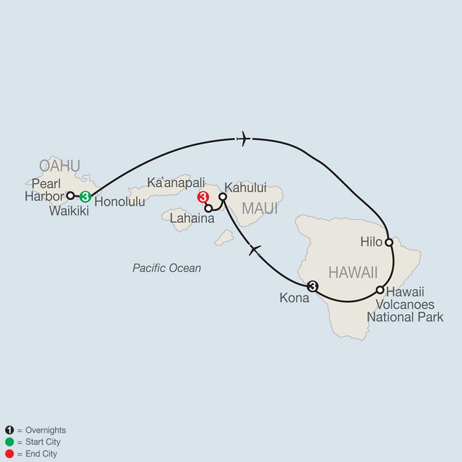 c3722afed Globus Tours: Best Of The Hawaiian Islands 2020
