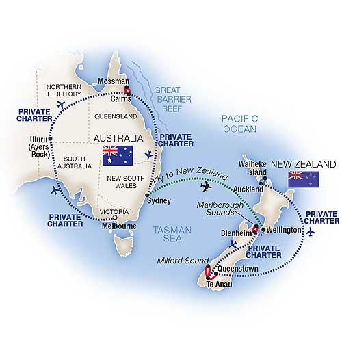 Grand Australia & New Zealand 2020