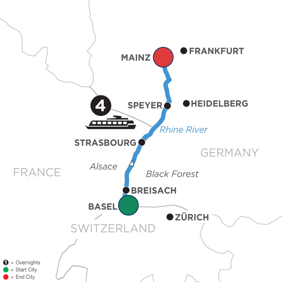 Low Unpublished Prices On Globus - Christmastime in Alsace & Germany  (Northbound) 2020
