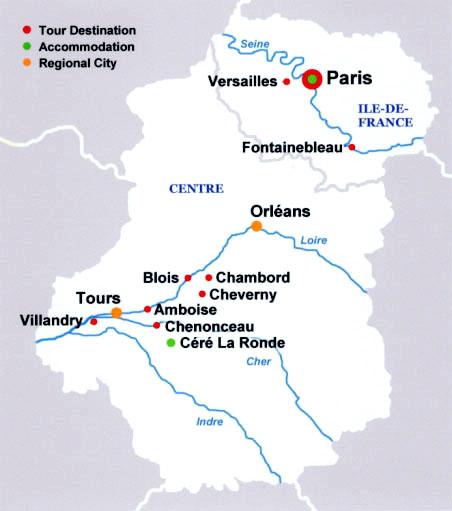 European Castles Tours French Castles Tour 2020