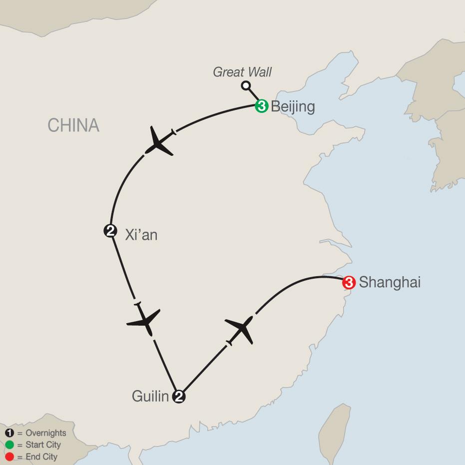 Globus Tours China Reviews