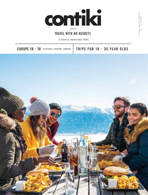 Europe Winter Image