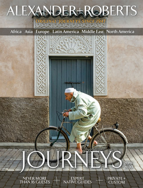 Alexander Roberts Tours - Worldwide Journeys Brochure